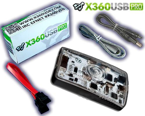X360usb Pro Driver Details