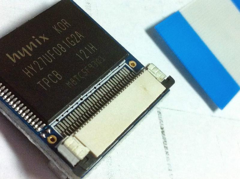PROGSKEET NAND CLIP PCB 1GBIT (128MB PHAT)