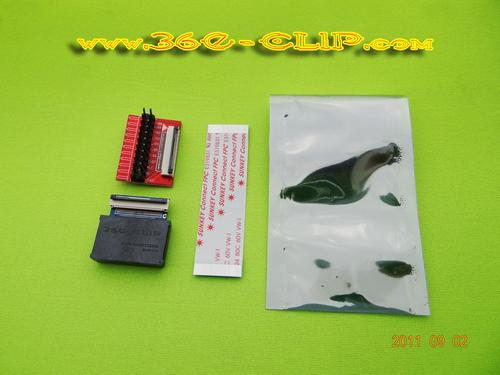 NAND 48 Pin TSOP CLIP (great for Progskeet)