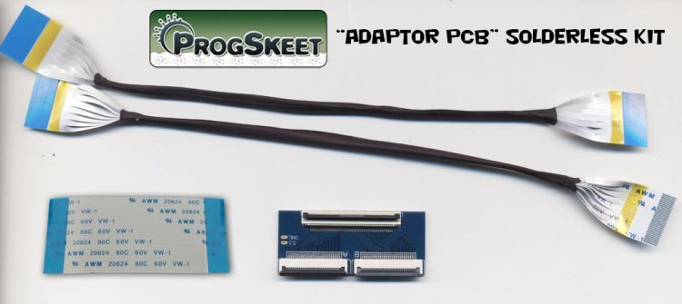 PROGSKEET Adaptor PCB Kit