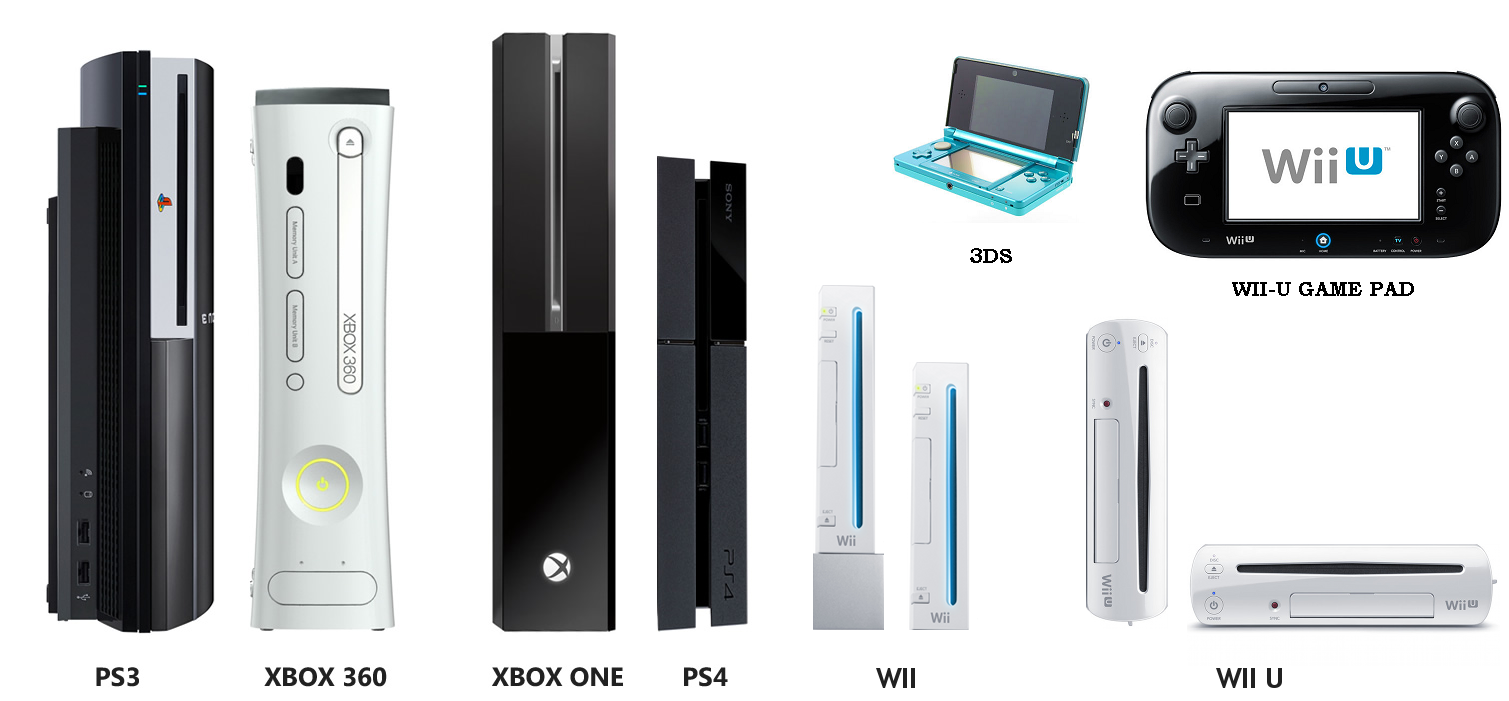 Console Repair for all consoles! Xbox/Xbox360/XboxONE, PS2/PS3/PS4, Wii/Wii-U, 3DS (All DS consoles)
