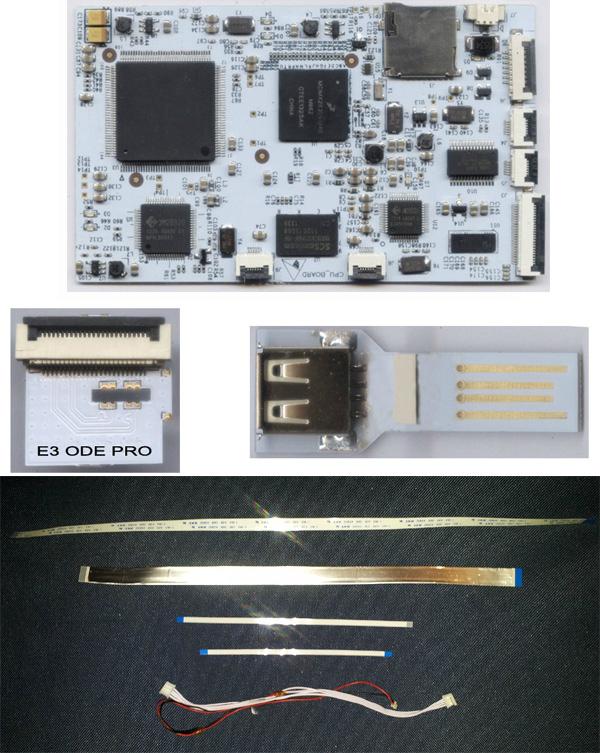 E3 ODE PRO v1.2 for PS3 SLIM 2K5 / 3K / 4K