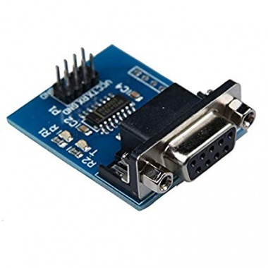 Serial Module TTL to RS232 Module Converter Adapter for STM32 Development Board Raspberry Pi