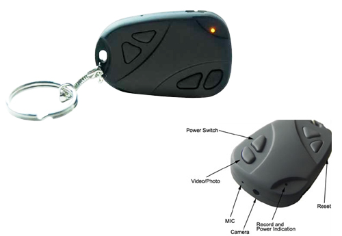 Spy Car Alarm Remote