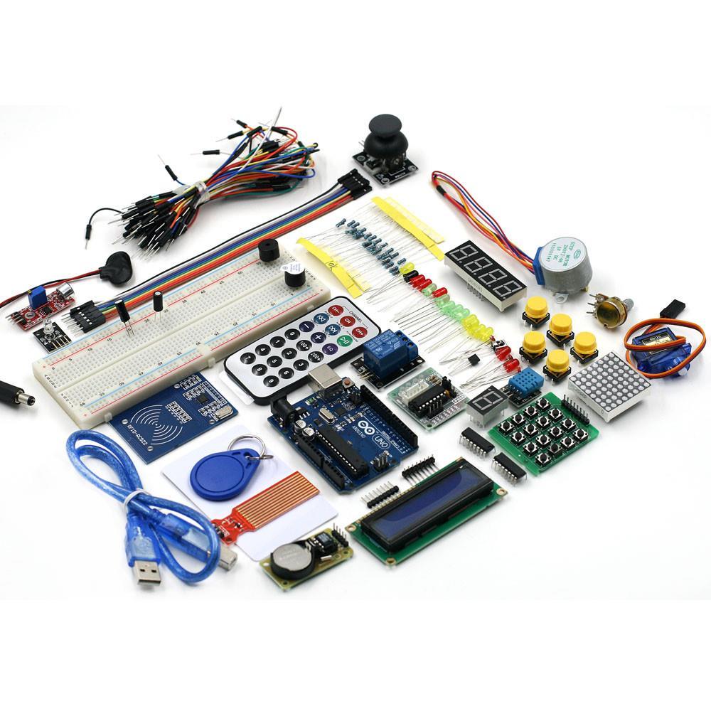 Arduino Upgraded learning kit