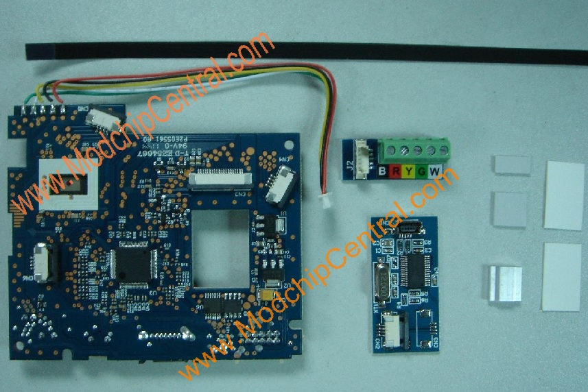Matrix Freedom Unlocked Replacement PCB DG-16D4S