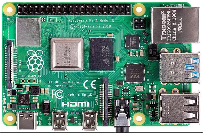 Raspberry Pi 4 B
