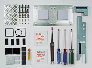 Xecuter XBox 360 RROD Repair Kit - Extreme Edition