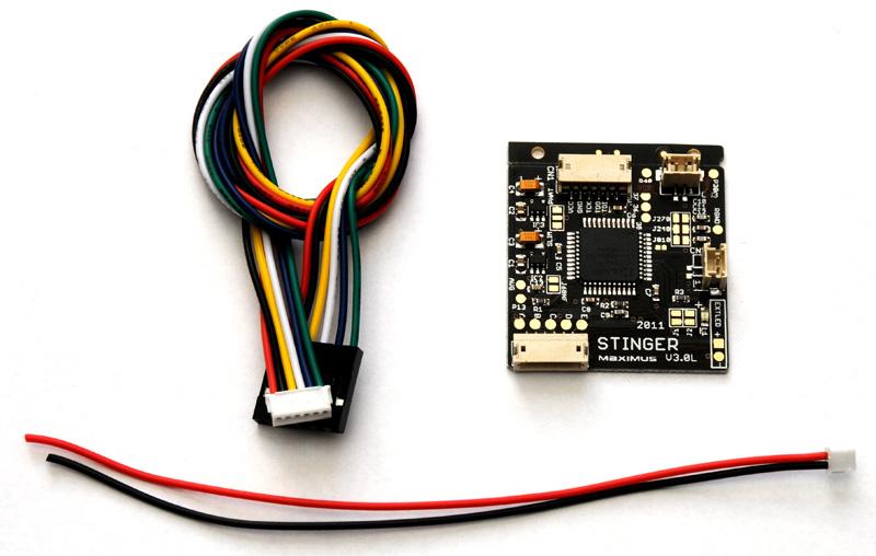 Maximus Stinger 3.0L RGH2 JTAG Add-on Board