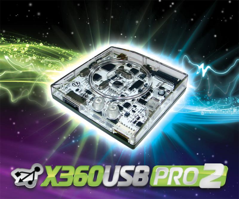 Xecuter x360USB / x360 USB Pro v2.0