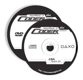 PSTwo/PS2 Swap Magic Plus v3.8 CODER - NTSC/ CD ONLY