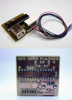 360 USB Nand Flasher