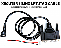 Xecuter CoolRunner Xilinx LPT JTAG Cable