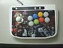 XBox 360 Arcade Fighting Stick - King of Fighters Edition WHITE