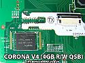 Xecuter Corona 4GB QSB v4