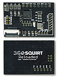 Squirt 360 RELOADED BGA JTAG Board V2.0 100MHz