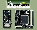 PROGSKEET V1.21 Black Tar Edition/Free Adapter PCB Kit