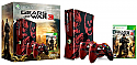 Xbox 360 320GB Limited Edition Gears of War 3 Bundle  - Premodified with X360key / xk3y