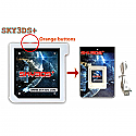 Sky 3DS+ v11.0.0-33X w/ Free USB Reader (ORANGE BUTTON)