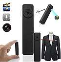 Spy Button with Hidden Camera 100% Invisible 8 GB