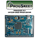 PROGSKEET V1.1 Crystal Blue - NAND and NOR reader/writer