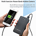 POWER BANK DVR SPY CAMERA FULL HD 1920x1080p