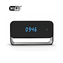 HD 1080P Wifi Camera radio Alarm Clock digital clock led Home