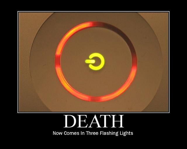 Xbox 360 Flashing Red Light Repair