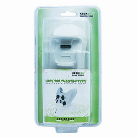 Controller and Battery USB Charging Dock Station for XBOX 360