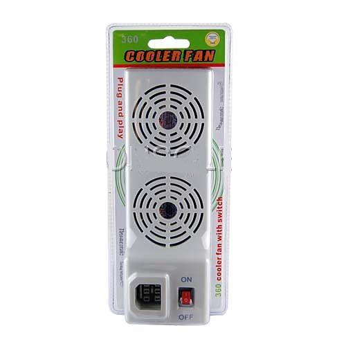 External Cooling System for Xbox 360 (White)