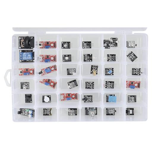 37 in 1 sensors kit for Arduino