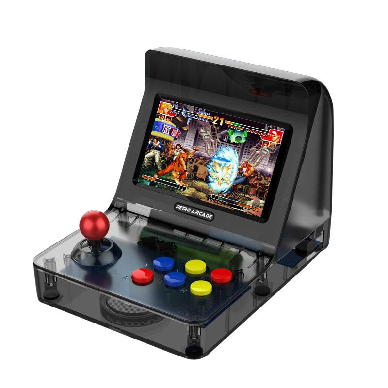 RETRO MINI ARCADE MACHINE / NOT SNK NEO GEO / MULTI PLATFORM - SEGA / NINTENDO / GBA