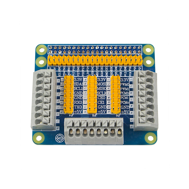 Raspberry Pi 3 Model B GPIO Board Banana Pi Multifunctional Extension Board Module For Orange Pi PC DIY Demo Board