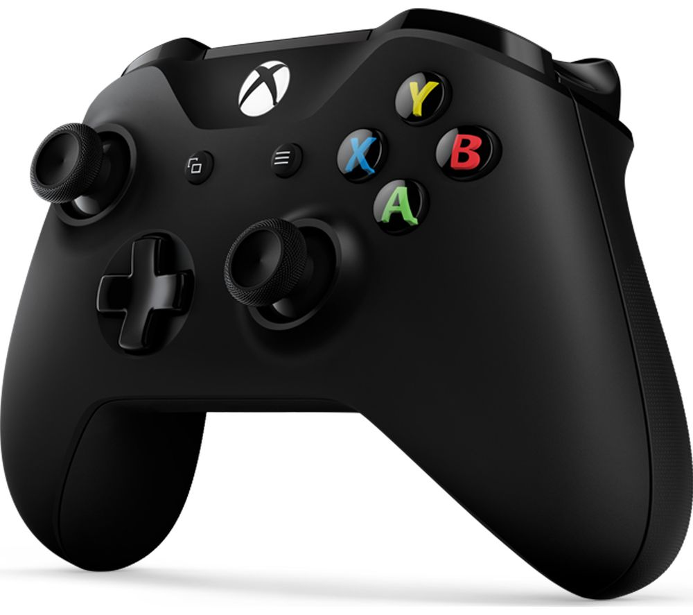 XBOX ONE/S OEM CONTROLLER NEW BLACK
