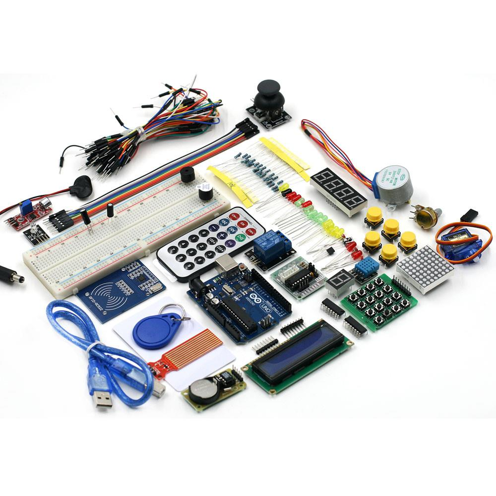 Arduino Upgraded learning kit