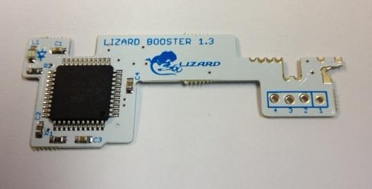 Lizard BOOSTER addon