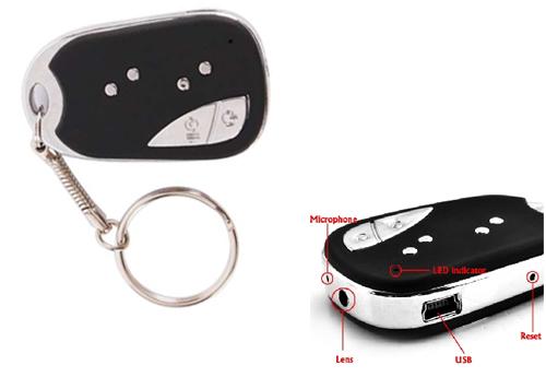 Spy Car Alarm Remote Key