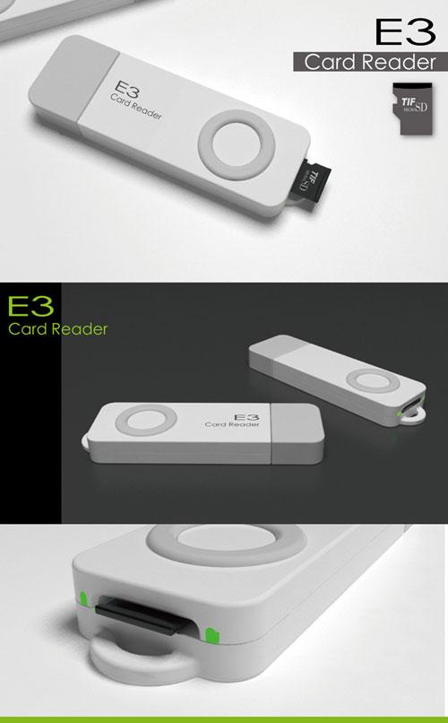 E3 Card Reader AVR