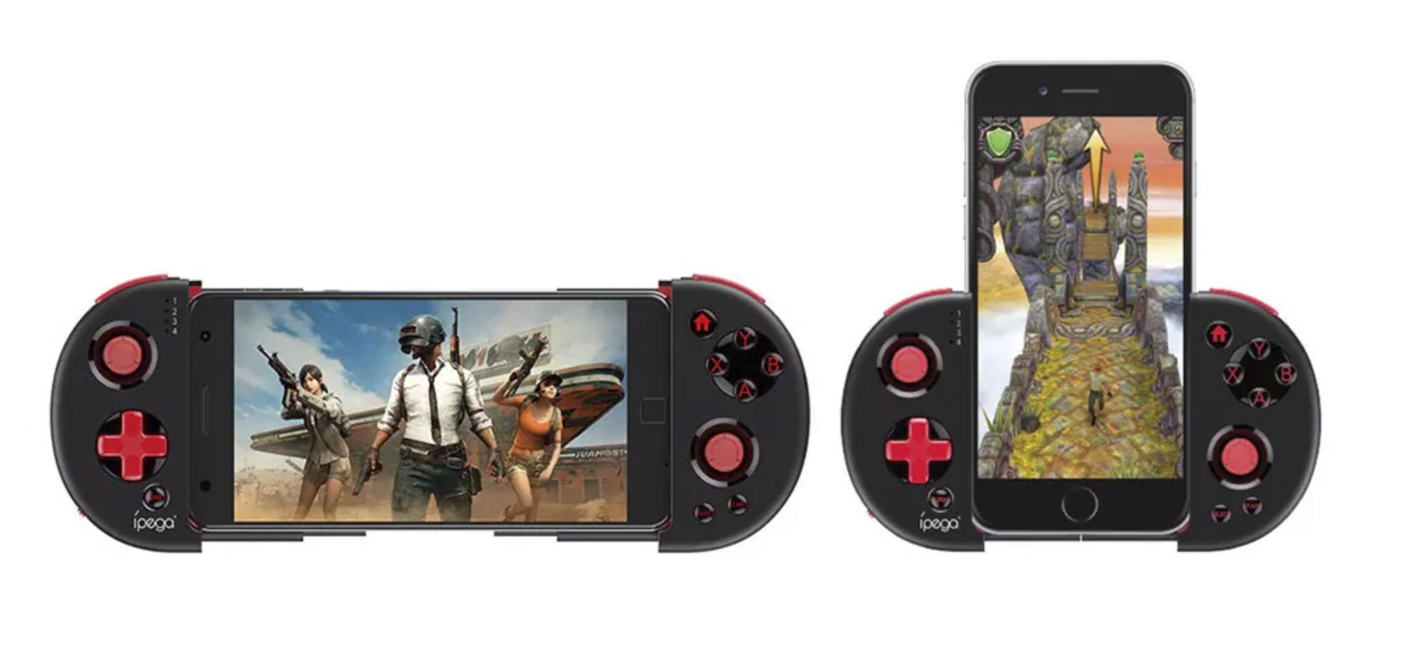 iPEGA PG - 9087 Extendable Bluetooth Controller Gamepad - BLACK