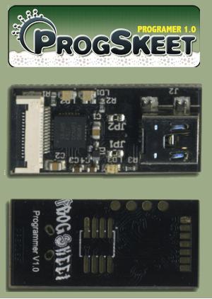 ProgSKEET Programmer V1.0