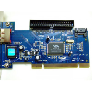 VIA VT6421A PCI Sata Card