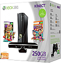 Xbox 360 Console 250GB Holiday Kinect Bundle  - Premodified with X360key / xk3y