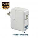 1080p Real USB Apple Power Adapter Spy Camera Plug