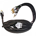 PS2/PS3 Component-AV HD Cable