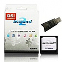 Acekard2i DSi v1.4.4 / 3DS v4.3 w/ Free USB Reader and USB Charge Cable (Anti-counterfeit Version)