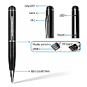 1080p FULL HD Spy Pen USB Video Voice Picture Hidden Recorder Covert Camera