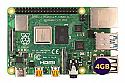 Raspberry Pi 4 B 4GB  RAM