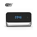 HD 1080P Wifi Camera radio Alarm Clock digital clock led Home