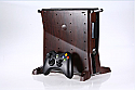 Calibur11 Vault shell for XBox 360 SLIM - WOOD